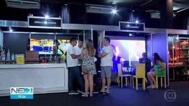 Feira reúne empreendedores do ramo de festas no Recife - Evento ocorre no Espaço Villa Apipucos, na Zona Norte.