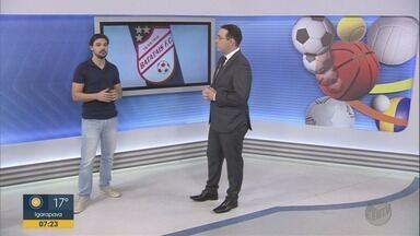 Editor do Globoesporte.com comenta suspensão do Batatais F.C. na Copa Paulista - Diretoria tenta reverter decisão do Tribunal de Justiça Desportivo de São Paulo.