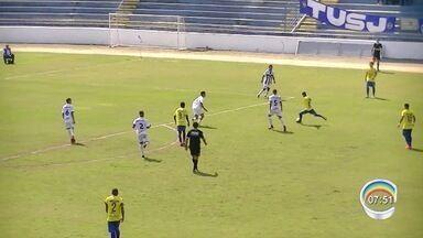 São José faz 10 a 0 na Matonense e aplica maior goleada de sua história - Águia faz 10 gols contra Matonense e garante vaga na terceira fase do estadual