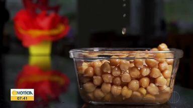 Saiba quais alimentos podem ajudar as pessoas que sofrem com tonturas - Alimentos ajudam a combater os sintomas.