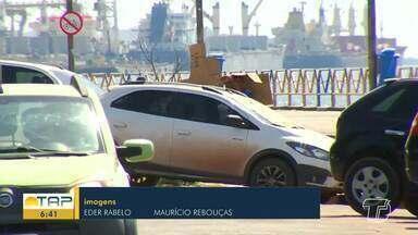 Guardadores de carros intimidam motoristas nas ruas do centro de Santarém - Moradores reclamam dos flanelinhas.