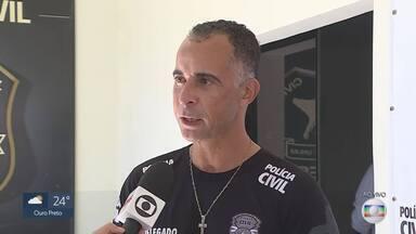 Polícia estoura cativeiro e liberta vítima que estava em Belo Horizonte - Delegado Ramon Sandoli explica ação que libertou adolescente de Bom Despacho.
