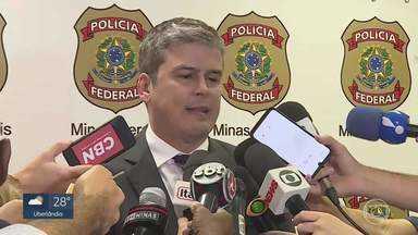 Operação Monograma da PF cumpre mandados em endereços ligados a Fernando Pimentel - Polícia Federal apura suspeita de crimes eleitorais e lavagem de dinheiro.