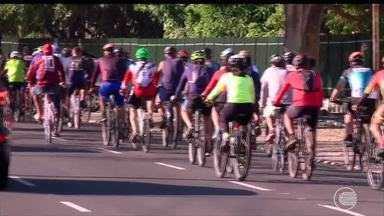 Passeio ciclístico movimenta o fim de semana em Teresina - Passeio ciclístico movimenta o fim de semana em Teresina