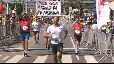 Meia Maratona de João Pessoa movimenta orla de João Pessoa - Meia Maratona de João Pessoa movimenta orla de João Pessoa