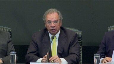 MP da liberdade econômica deve ser votada na Câmara na terça (13) - Ministro da Economia, Paulo Guedes, disse que um dos principais pontos da proposta é limitar os abusos do estado. Texto tem que ser votado até o fim de agosto para não perder a validade.