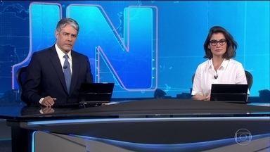 Jornal Nacional, Íntegra 12/08/2019 - As principais notícias do Brasil e do mundo, com apresentação de William Bonner e Renata Vasconcellos.