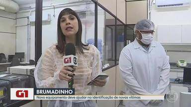 G1 no BDMG: Novo equipamento deve ajudar na identificação de vítimas de tragédia da Vale - Polícia Civil de Minas Gerais está há mais de um mês sem identificar desaparecidos em Brumadinho.