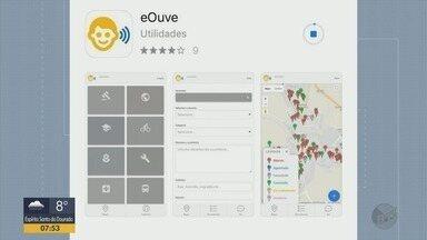 Prefeitura de Poços lança aplicativo para receber reclamações - Prefeitura de Poços lança aplicativo para receber reclamações