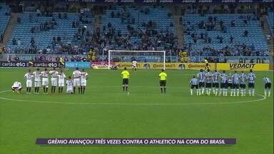 Histórico do confronto entre Grêmio e Athletico na Copa do Brasil - Histórico do confronto entre Grêmio e Athletico na Copa do Brasil