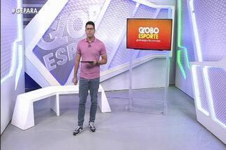 Veja a íntegra do Globo Esporte PA desta quarta-feira - 14/08/2019 - Remo perde para o Sobradinho pela Copa Verde e Paysandu desembarca no Mato Grosso para enfrentar o Luverdense. Bragantino-PA viaja ao Amapá para duelo decisivo contra o Santos-AP.