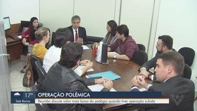 Procon de Santos, SP, aguarda posição da Ecovias sobre redução de tarifa de pedágio - Procon defende a redução da tarifa do pedágio sempre que implantada a Operação Subida (2x8). Resposta deve ser apresentada em até 30 dias.