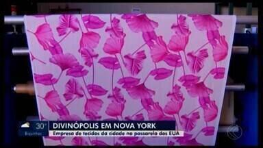 Estamparia de Divinópolis representará o Brasil durante evento de moda em Nova York - No dia 3 de setembro, empresa apresentará peças que vão mesclar tecnologia e crochê.