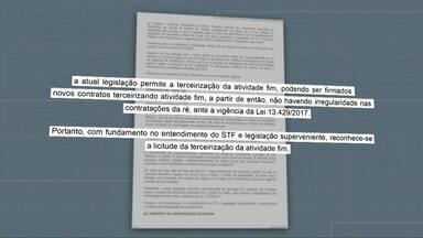Justiça decide que HU de Cascavel não precisa encerrar contrato com médicos terceirizados - Decisão é da mesma juíza que havia estipulado um prazo para o hospital contratar os servidores por meio de concurso público.
