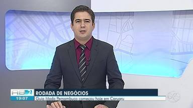 4ª Rodada de Negócios Guia Moda Pernambuco inicia nesta quarta-feira (14) - Evento acontece no Caruaru Shopping.