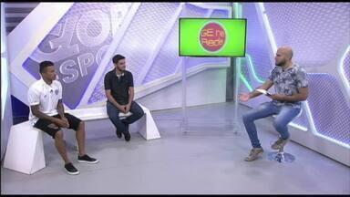 Confira a íntegra do GE na Rede dessa quarta-feira, dia 14 - Programa recebeu o lateral-direito Bruno Oliveira, do Paysandu, e debateu sobre a derrota do Remo na estreia pela Copa Verde e a situação de Márcio Fernandes no comando do Leão.