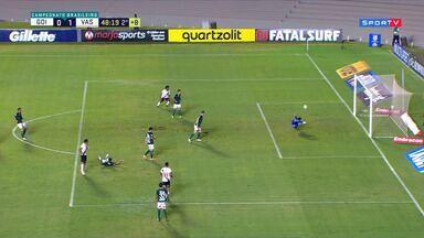 Goiás 0 x 1 Vasco