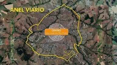 Prefeitura assina ordem de serviço para mais uma etapa do anel viário de Rio Preto - A nova etapa da construção do anel viário de São José do Rio Preto (SP) deve começar nos próximos dias na cidade.