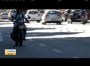 Imprudência é a principal causa de acidentes com motocicletas - Governador Valadares é a décima cidade do estado com mais motos.