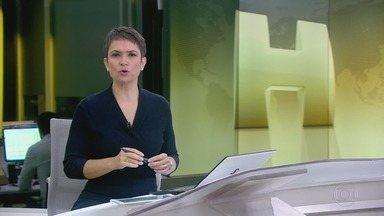 Jornal Hoje - Edição de quinta-feira, 15/08/2019 - Os destaques do dia no Brasil e no mundo, com apresentação de Sandra Annenberg.