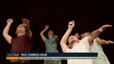 Festival Internacional de Londrina começa nesta quinta-feira (15) - As apresentações vão até o dia 1 de setembro e programação ocorre em diversos pontos da cidade.