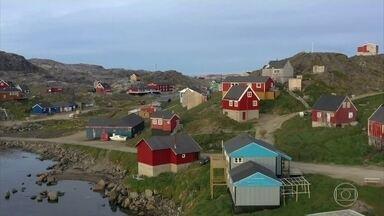 Donald Trump mostra interesse em comprar a Groelândia - Premier da Groelândia, Kim Kielsen, disse que a ilha não está à venda, mas sim aberta para colaborações com outros países, incluindo os Estados Unidos.