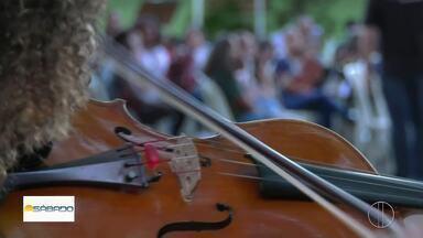 Projeto muda vidas através da música em Campos - Orquestrando a Vida.