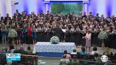 Igreja Batista da Capunga, no Recife, tem novo pastor - Cerimônia acontece durante culto religioso, neste sábado (17).