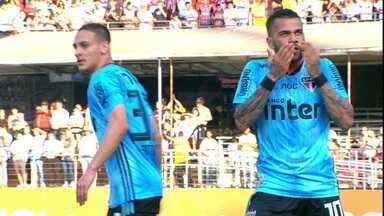 O gol de São Paulo 1 x 0 Ceará pela 15ª rodada do Campeonato Brasileiro 2019 - O gol de São Paulo 1 x 0 Ceará pela 15ª rodada do Campeonato Brasileiro 2019