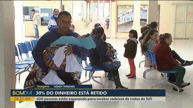 Contingenciamento prejudica população que depende de atendimentos na Unioeste - Governo do Estado tem segurado 30% dos repasses à instituição.