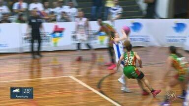 Campinas Basquete perde de novo e fica distante do título da Liga Nacional - Vitória do Sampaio complicou a corrida do Campinas Basquete na Liga Nacional.