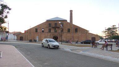 Engenho Central de Pindaré-Mirim completa 135 anos - O monumento histórico foi restaurado em 2018 e faz parte da vida da comunidade.