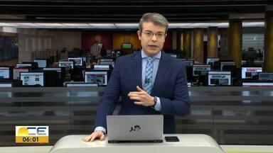 Veja os destaques do Bom Dia Ceará desta terça-feira (20) - Saiba mais em g1.com.br/ce