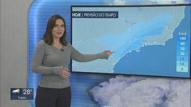 Veja como fica o tempo nesta terça-feira na região - Há possibilidade de chuvas para São Carlos.