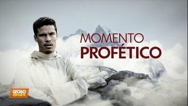 Hernanes tem mais um momento profético - Hernanes tem mais um momento profético