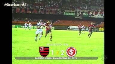 Relembre vitórias históricas do Inter no Maracanã - Jogando em casa, torcida do Flamengo confia na vitória do time.