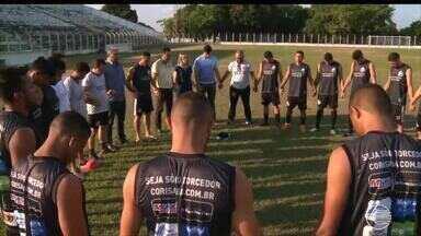 Cori-Sabbá apresenta elenco que disputa Série B do Campeonato Piauiense - Cori-Sabbá apresenta elenco que disputa Série B do Campeonato Piauiense