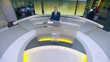 Jornal Hoje - Edição de terça-feira, 20/08/2019 - Os destaques do dia no Brasil e no mundo, com apresentação de Sandra Annenberg.
