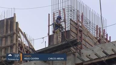 Crescimento no ramo da construção faz pessoas procurarem por profissionalização no ramo - Especialistas falam sobre a área.