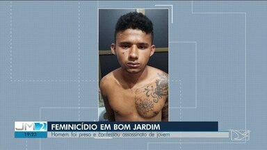 Após ser preso, homem confessa assassinato da jovem Thays Andrade em Bom Jardim - Daniel Santos Sousa, de 22 anos, foi preso na manhã desta terça-feira (20). Para a polícia, ele disse que tentava ter um relacionamento amoroso com a jovem