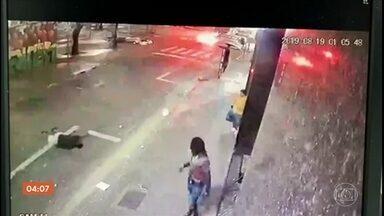 Polícia ouve motorista e mais dois envolvidos em atropelamento de três pessoas em SP - O motorista fugiu sem prestar socorro e estava desaparecido.