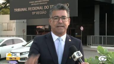 Audiências públicas sobre a Lei da Aprendizagem ocorre em Penedo e Maceió - Andrea Resende tem os detalhes.