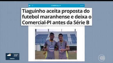 Fique por dentro das últimas modificações nos elencos do Campeonato Piauiense 2019 - Fique por dentro das últimas modificações nos elencos do Campeonato Piauiense 2019