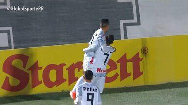Operário vence Guarani e sobe na classificação da Série B - Fantasma manteve ótimo aproveitamento em casa diante do lanterna do campeonato
