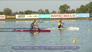 Mundial de Canoagem começa na Hungria com oportunidades de vagas olímpicas - Mundial de Canoagem começa na Hungria com oportunidades de vagas olímpicas
