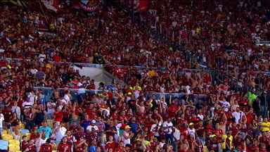 Maracanã lotado é trunfo do Flamengo contra o Internacional pela Libertadores - Maracanã lotado é trunfo do Flamengo contra o Internacional pela Libertadores