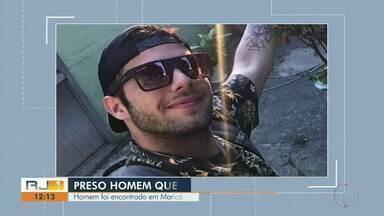 Polícia prende suspeito de matar médica na porta de casa no Rio - Homem foi preso em Maricá.