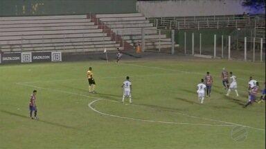 Luverdense derrotou o União por 6 a 2 - Jogo foi válido pela Copa Verde.