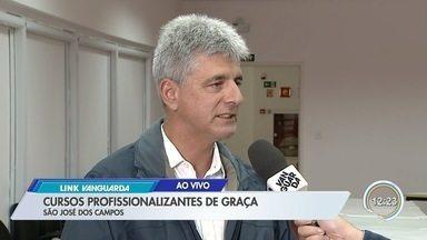 São José tem 2 mil vagas em cursos profissionalizantes gratuitos - Saiba como ingressar neles.
