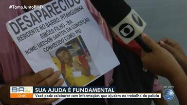 Quadro 'Desaparecidos' ao vivo na Praça da Piedade nesta quarta-feira, 21 - Sua ajuda é fundamental para ajudar na busca pelas pelas pessoas que estão desaparecidas.